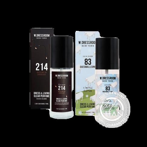 W.Dressroom Dress & Living Clear Perfume Portable 70 ml.