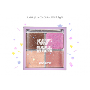 Peripera Sugar Jelly Color Palette [ASMR COLLECTION]