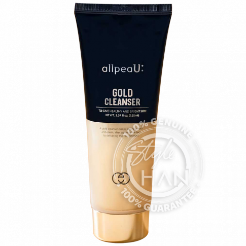 allpeaU: Gold Cleanser