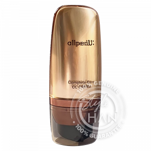 allpeaU: Complete Care CC Cream