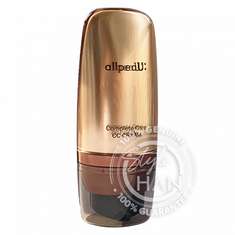 allpeaU: Complete Care CC Cream