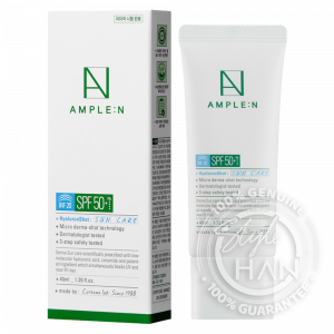 AMPLE:N Hyaluron Shot Essence Sun SPF50+ PA++++ IRF20 40ml