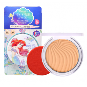 U Star Power Pearl Of The Sea Mattifying Compact Foundation-N1