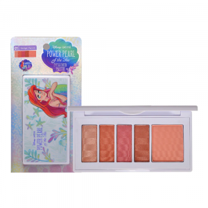 U Star Power Pearl Of The Sea Eye & Cheek Palette-01