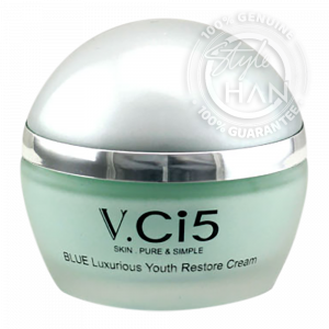 V.Ci5 Blue Luxurious Youth Restore Cream 30ml.