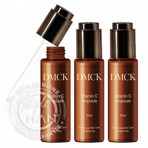 DMCK Clean AC Plus Ampoule Serum Box Set