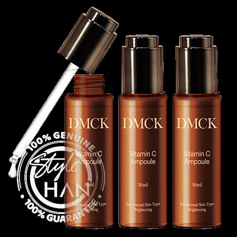 DMCK Clean AC Plus Ampoule Serum Box Set