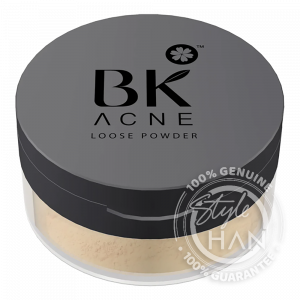 BK Acne Loose Powder