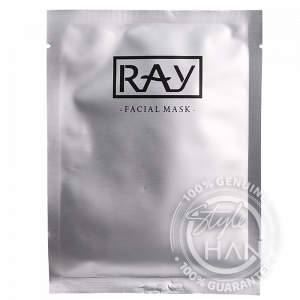 RAY Facial Mask Silver