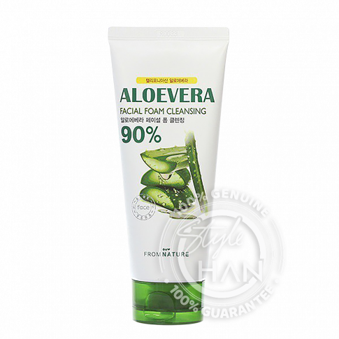 Fromnature Aloevera Facial Foam Cleansing