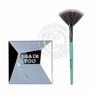 BrushToo Highlighter&Mini Fan Brush