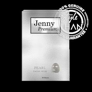 Jenny Premium Special Pearl Facial Mask