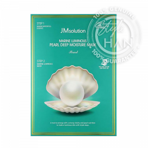 JM Solution Marine Luminous Pearl Deep Moisture Mask (Box)