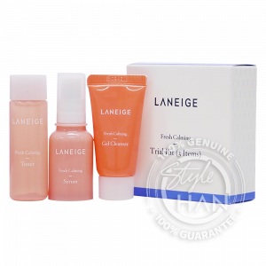 Laneige Fresh Calming Trial Kit (3 Items)