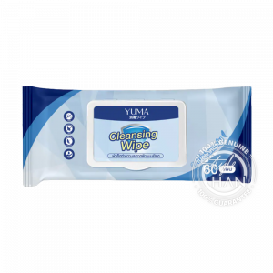 YUMA Alcohol Wipe 60 pcs