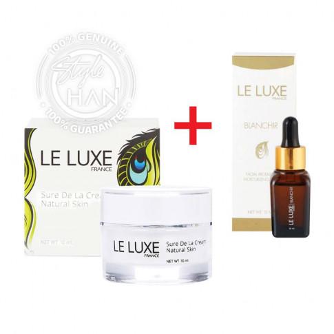 LE LUXE FRANCE Sure De La Cream Natural Skin 30 ml