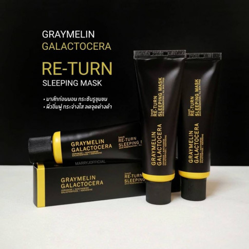 Graymelin Galactocera Re-Turn Sleeping Mask 50ml