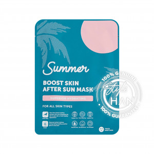 Summer Boost Skin After Sun Mask