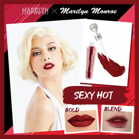 Madelyn Marilyn Liquid Lip