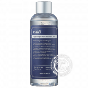 Dear Klairs Supple Preparation Unscented Toner (New Package)