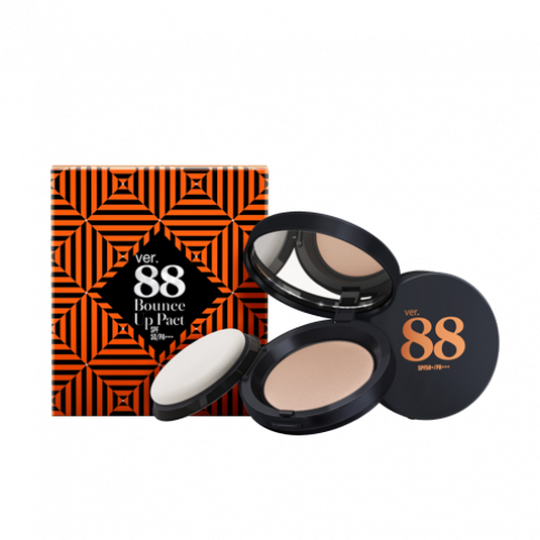 Ver.88 Bounce Up Pact Spf 50Pa+++