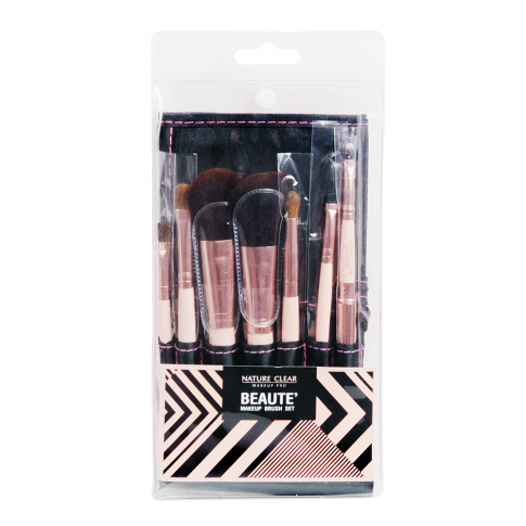 Preciosa Beauty Makeup Brush Set 7 Items  P159