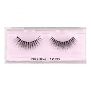 PRECIOSA eyelashes nature clear 4d 003 ps520