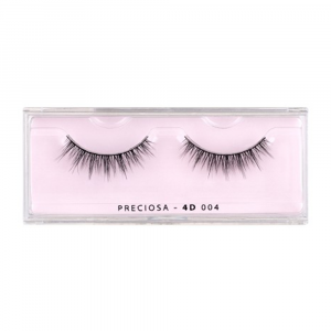 PRECIOSA eyelashes nature clear 4d 004 ps520