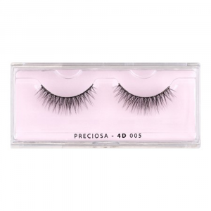 PRECIOSA Eyelashes nature clear 4D 005 PS520