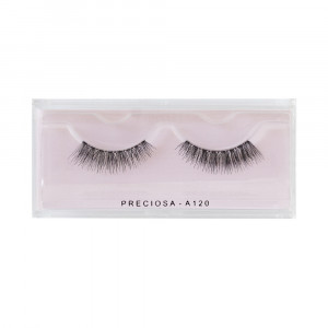 PRECIOSA nature clear eyelash a-120 (preciosa sachet) ps520