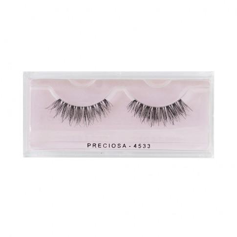 PRECIOSA eyelashes nature clear 4533 ps520