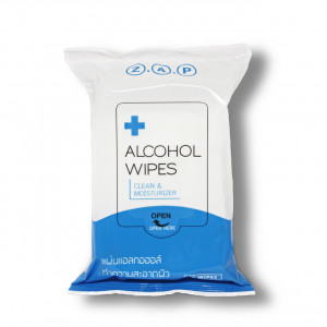 Z.A.P Alcohol cleaning wipes