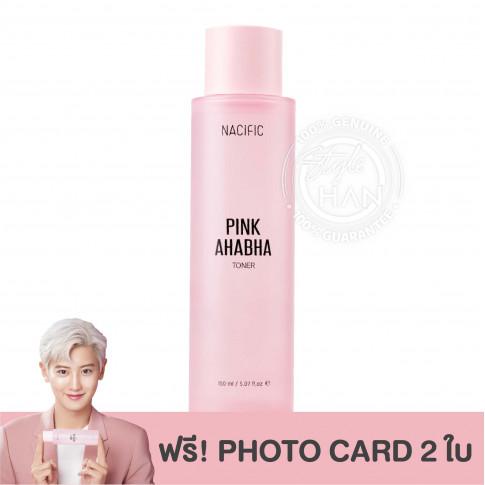 Nacific Pink AHABHA Toner