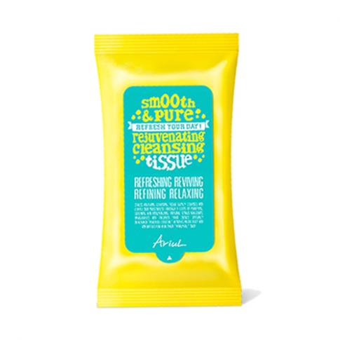 Ariul  Smooth & Pure Rejuvenating Cleansing Tissue