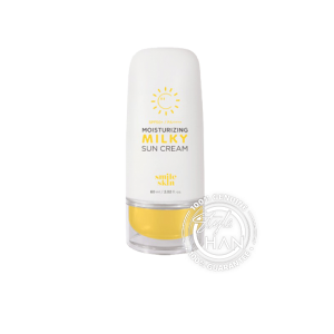 Smile Skin Moisturizing Milky Sun Cream  SPF50+/PA++++