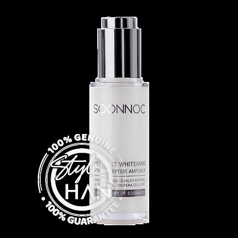Soonnoc Perfect Whitening Vitamin Peptide Ampoule