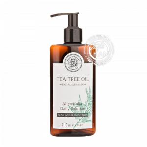 Herb Ministry Tea Tree Oil Facial Cleanser 200 ml