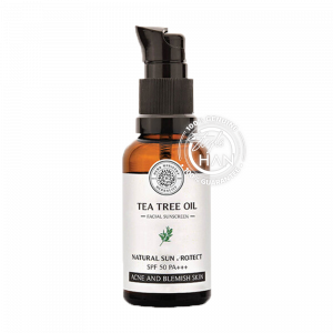 Herb Ministry Tea Tree Oil Sunscreen SPF50 PA+++ 30 ml