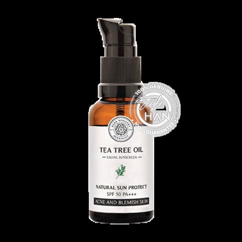 Herb Ministry Tea Tree Oil Sunscreen SPF50 PA+++ 30 ml