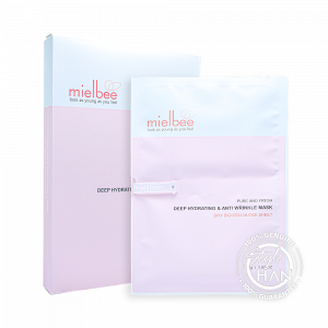 Mielbee Deep Hydrating & Anti Wrinkle Mask (Box)