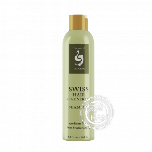 The Secret of Yowang Swiss  Hair Regenerate Shampoo