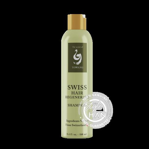 The Secret of Yowang Swiss  Hair Regenerate Shampoo