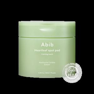 Abib Heartleaf Spot Pad Calming Touch (120ml)