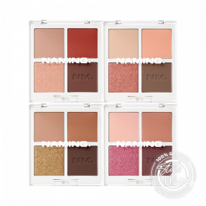 Naming color-quaret eye palette