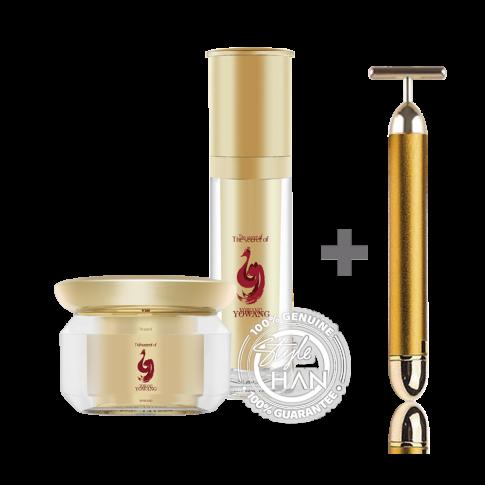 The Secret of Yowang Set Cream + Serum (New)