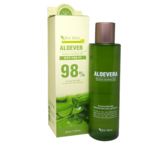Bin Skin Aloevera Moisture Soothing Skin