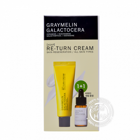 Graymelin Galactocera Re-Turn Cream Set