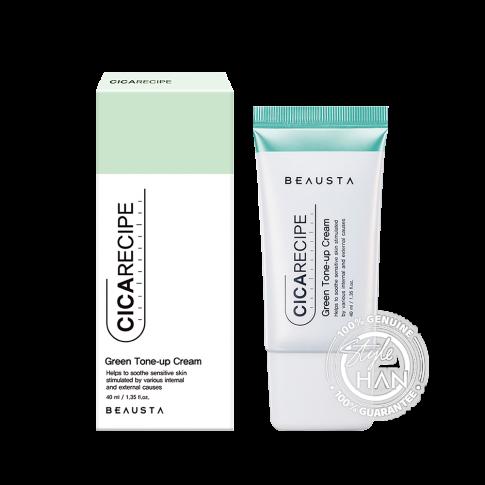 BEAUSTA Cicarecipe Green Tone-Up Cream