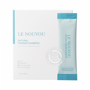 Le Nouvou Natural Powder Shampoo (travel)