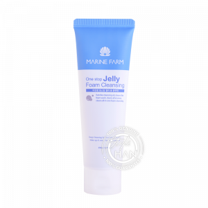 Marine Farm One Stop Jelly Foam Cleansing
